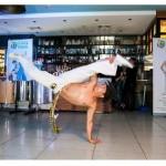 Brazilian Capoeira Performers